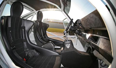 Porsche 911 DP Motorsports