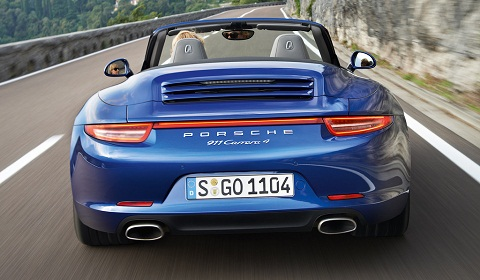 Porsche 991 Carrera 4 and Carrera 4S Leaked