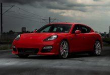 Porsche Panamera GTS on Modulare Wheels