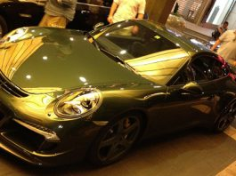 RUF Rt 35 Anniversary Spotted in Cannes