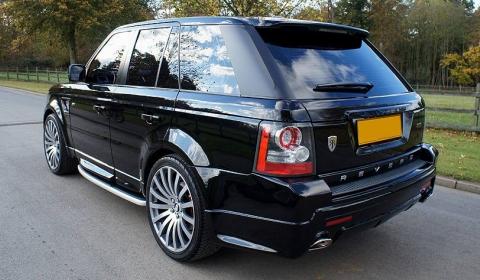 Revere London Range Rover Sport 01