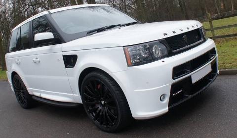 Revere London Range Rover Sport