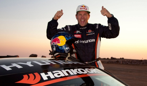 Rhys Millen Sets New World Record At 2012 Pikes Peak Hill Climb