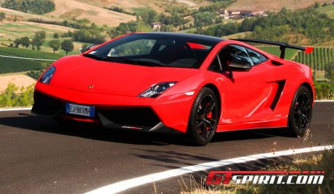 Road Test Lamborghini Gallardo Lp570 4 Super Trofeo Stradale Gtspirit
