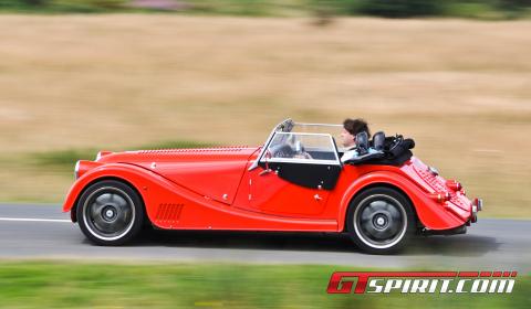Road Test Morgan Plus 8 01
