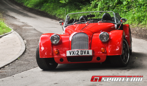 Road Test Morgan Plus 8 03