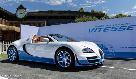 pebble beach 2012 special edition bugatti veyron 16 4 grand sport vitesse sel. Black Bedroom Furniture Sets. Home Design Ideas