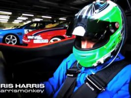 Video Chris Harris Drives BAC Mono Trackday Toy