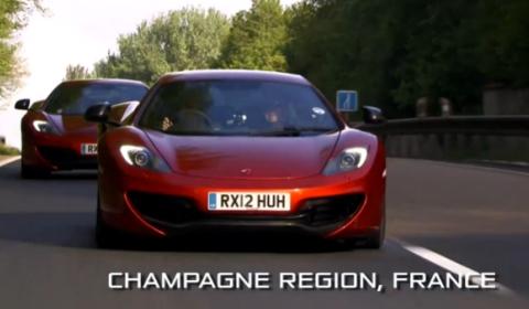 Video McLaren to Monaco - The Ultimate Road Trip