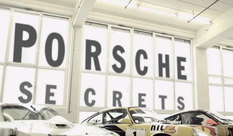 Video Porsche Museum Secrets - Part 1