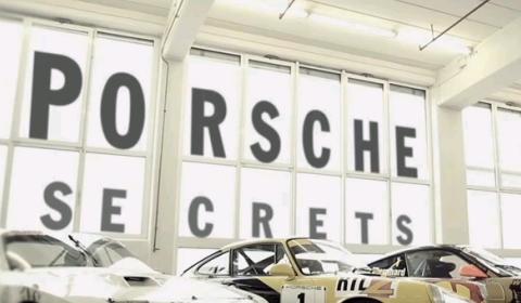 Video Porsche Museum Secrets - Part 1