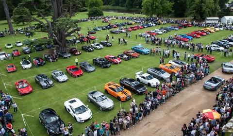 Wilton Classic and Supercars 2012 by GF Williams Photography