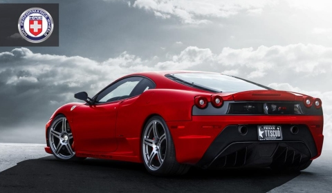 1000hp Twin Turbocharged Ferrari F430 by Underground Racing