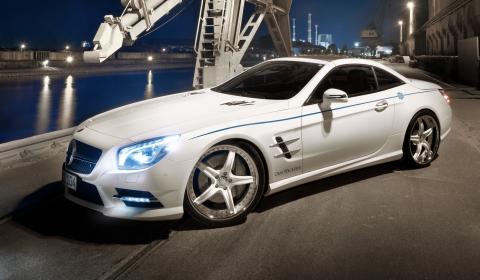 2012 Mercedes-Benz SL 500 Maritime by Graf Weckerle