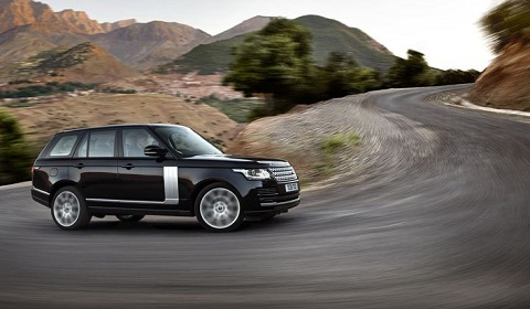 2013 Range Rover More Details and Photos of the 2013 Range Rover