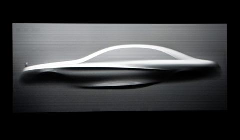 """2014 Mercedes S-Class Sculpture """"Aesthetics S"""""""
