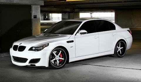 BMW E60 M5 by K3 Projekt