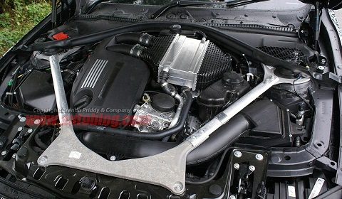 Bmw Twin Turbo V6 >> Spyshots Confirm That The 2014 Bmw M3 Will Get A Twin Turbo Inline 6