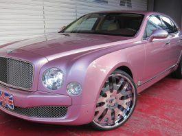Bentley Mulsanne by Office-K