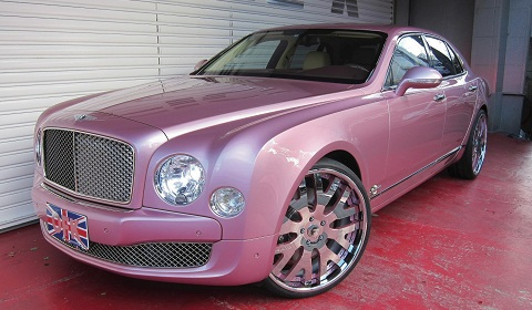 Bentley Mulsanne by Office-K