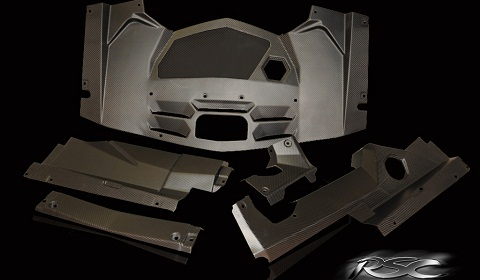 Carbon Styling Package for the Lamborghini Aventador