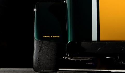 Caterham Supercharged Teaser