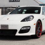 Crimson Crusader Porsche Panamera GTS by SR Auto Group