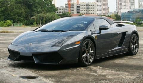 DMC SOHO Package for First Generation Lamborghini Gallardos