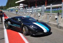 Ferrari 430 Scuderia - Curbstone Track Events