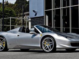 Ferrari 458 Spider by A Kahn Design