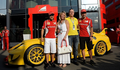 Ferrari 599XX Evolution Delivered to Google Executive