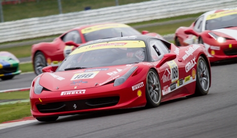 Ferrari Race Days Silverstone 2012