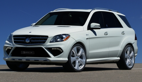 Hofele Design Package for Mercedes-Benz ML W166
