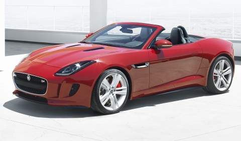 Jaguar f type tuning