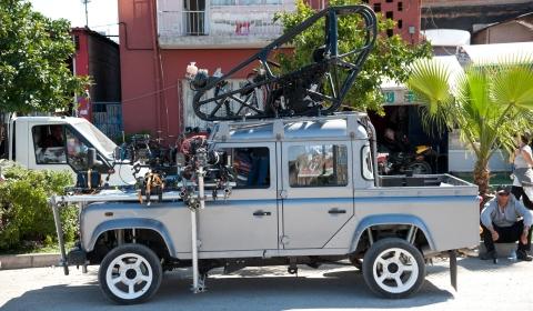 Jaguar Land Rover Celebrates Golden Anniversary of James Bond at Paris Motor Show