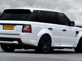 Kahn Design LE Range Rover Sport 3.0 SDV6 RSE