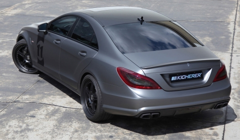 Kicherer Mercedes-Benz CLS 63 AMG Yachting