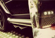 Kim Kardasian Gets 2013 Mercedes-Benz G 63 AMG