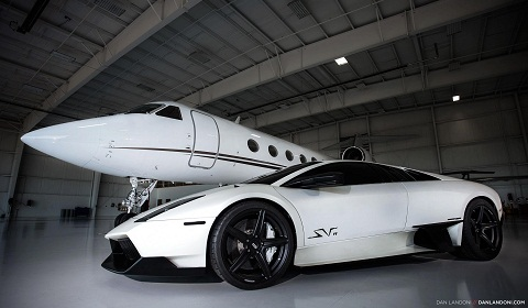 Lamborghini Murcielago LP2000-2 SV TT