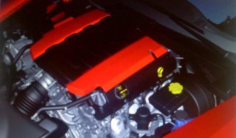 Leaked More Details of 2014 C7 Corvette