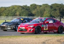 MP Motorsport win Britcar 24HR Silverstone 2012