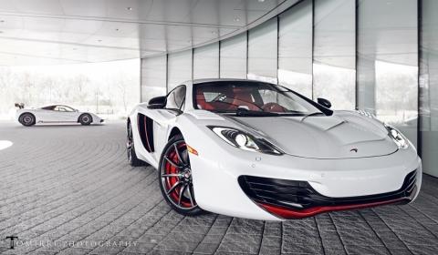 McLaren Releases Bespoke Project 8