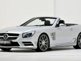 Mercedes-Benz SL-Class by Brabus