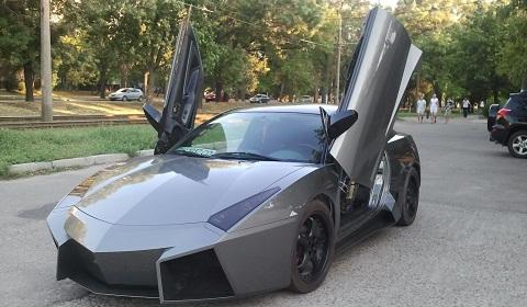 Mitsubishi-based Lamborghini Reventon Replica
