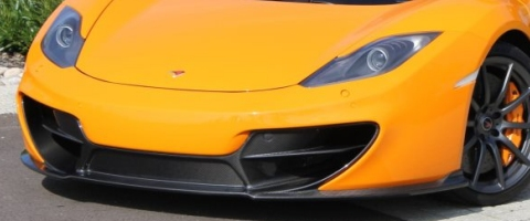 New MP4-12C Front Bumper by McLaren Special Operations 01
