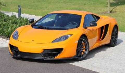 New MP4-12C Front Bumper by McLaren Special Operations