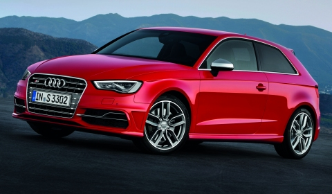 Official 2013 Audi S3