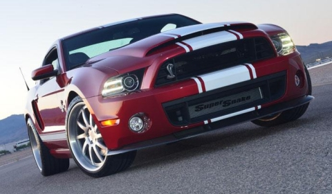 Official 2013 Shelby GT500 Super Snake
