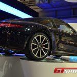 Paris 2012 Akrapovic Slip-on Exhaust for 2012 Porsche 991 Carrera S