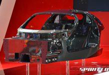 Paris 2012 Ferrari F70 Chassis
